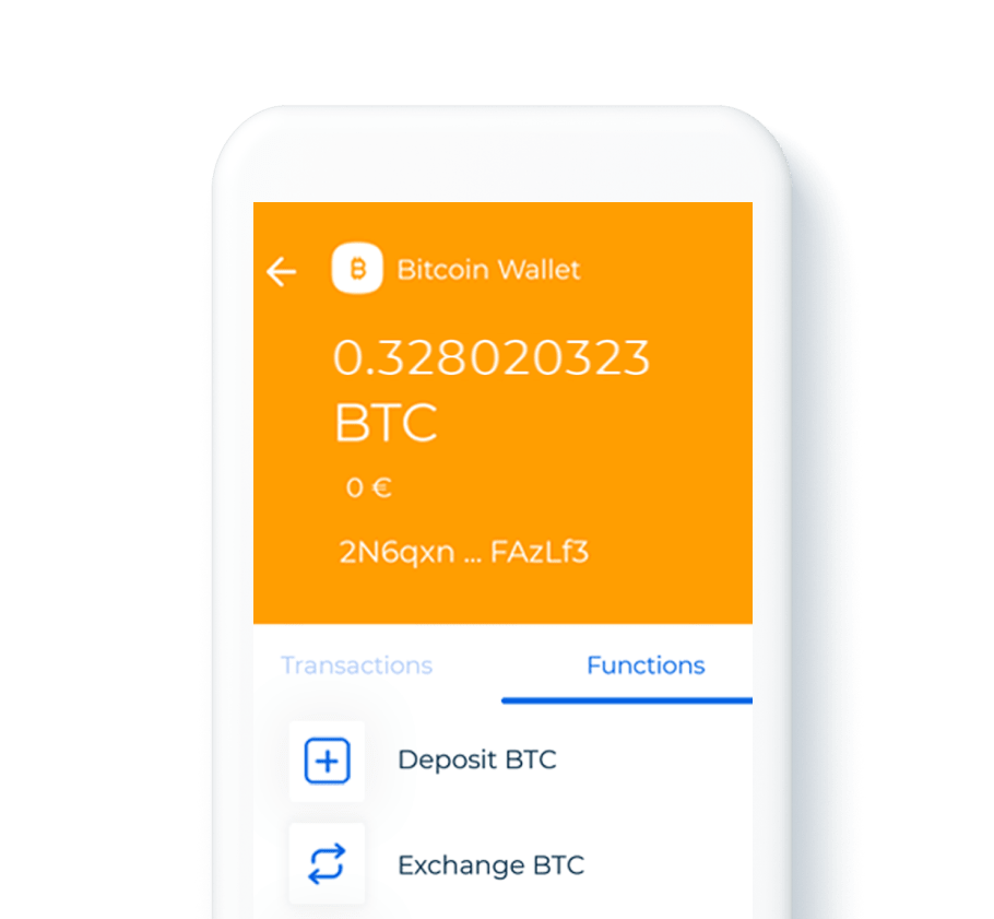 wallet your chosen cryptocurrency