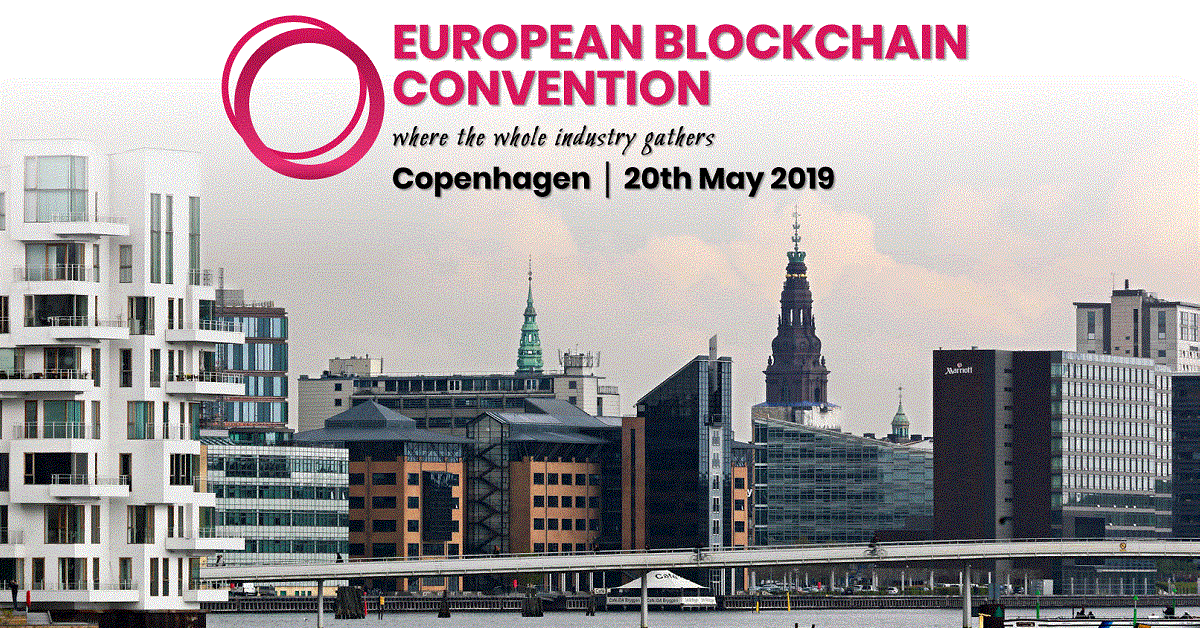 Denmark, European Blockchain Convention, Copenhagen, event, conference, summit, bitcoin, blockchain, crypto, cryptocurrency, may, 2019