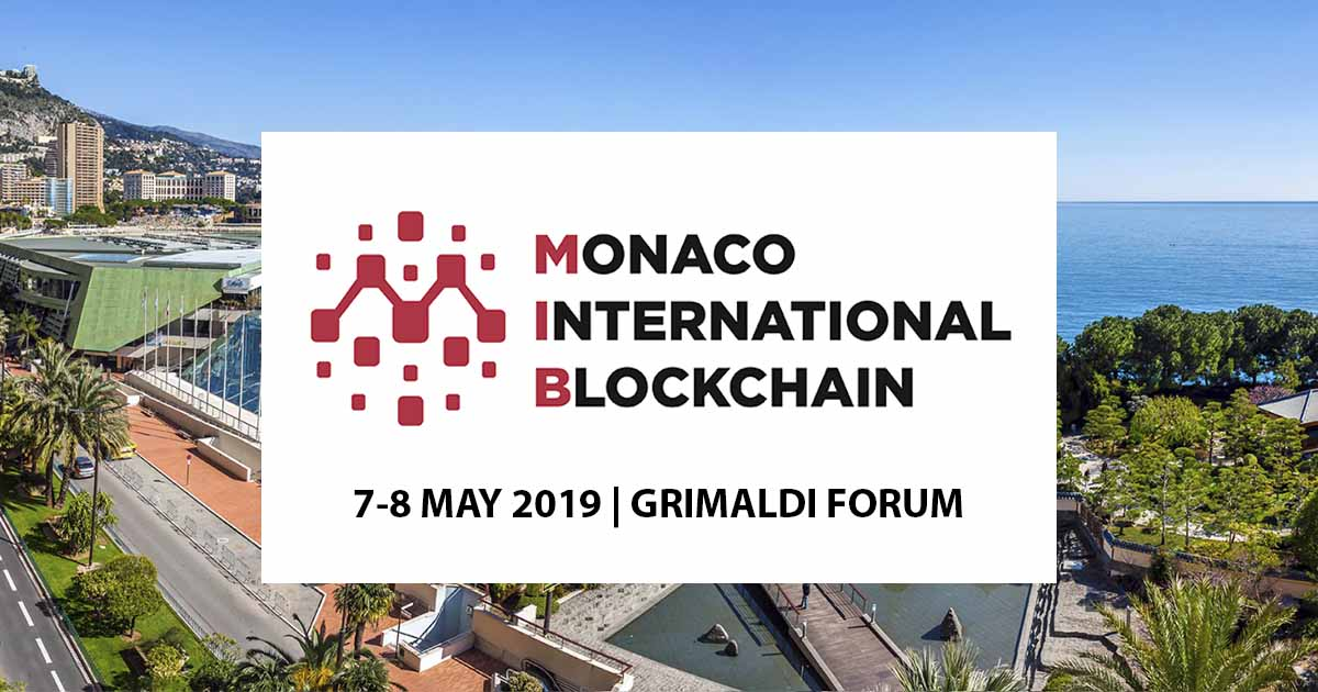 Monaco International Blockchain, event, conference, summit, bitcoin, blockchain, crypto, cryptocurrency, may, 2019