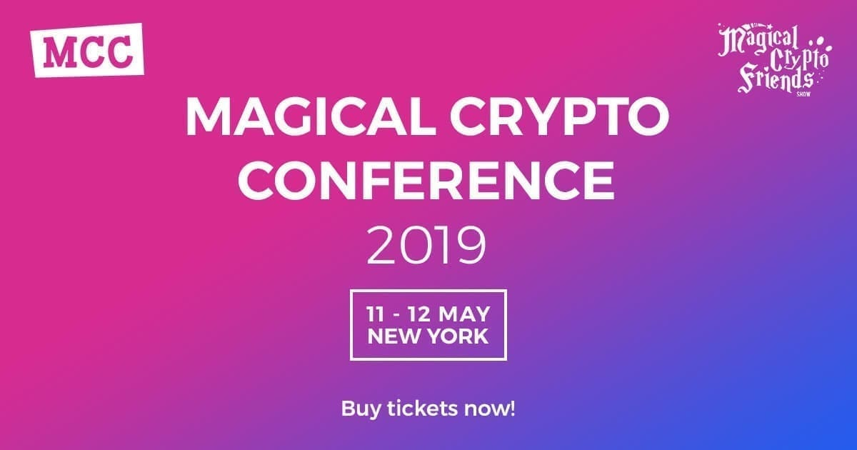 Magical crypto conference, new york, usa, event, conference, summit, bitcoin, blockchain, crypto, cryptocurrency, may,  2019