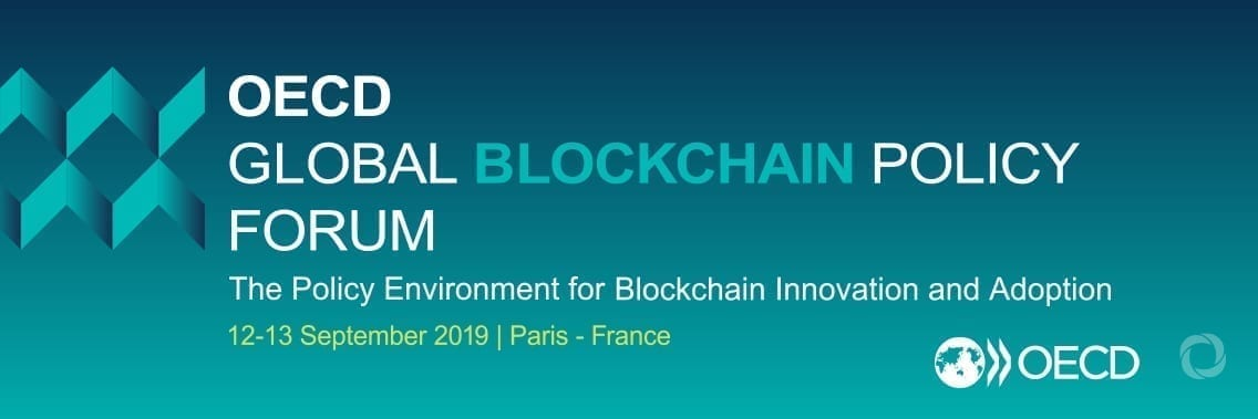 OECD Global Blockchain Policy Forum, Paris, event, conference, summit, bitcoin, blockchain, crypto, cryptocurrency, september, 2019