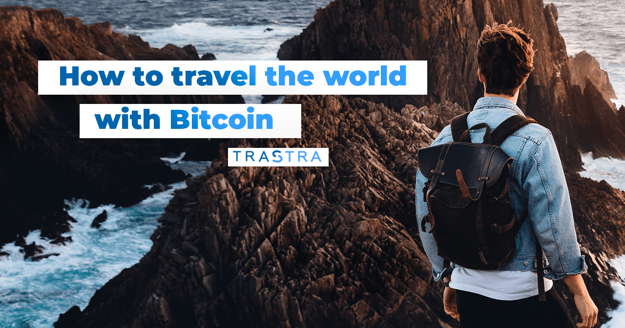 18 countries, 12 months, 1 Bitcoin, spend bitcoin, travel, crypto community, Hauxley, Amazon, documentary, crypto, cryptocurrency, cryptocurrency payments, trastra, film, blogger