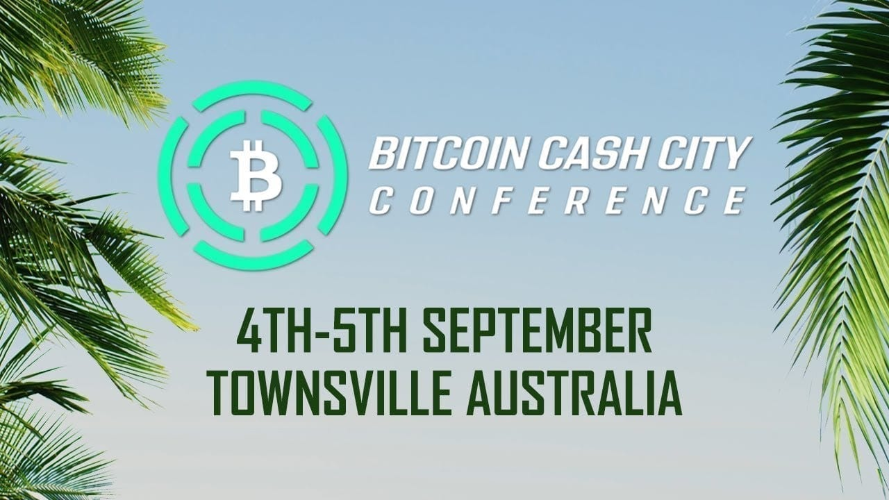 Bitcoin Cash City Conference, Australia, event, conference, summit, bitcoin, blockchain, crypto, cryptocurrency, september, 2019