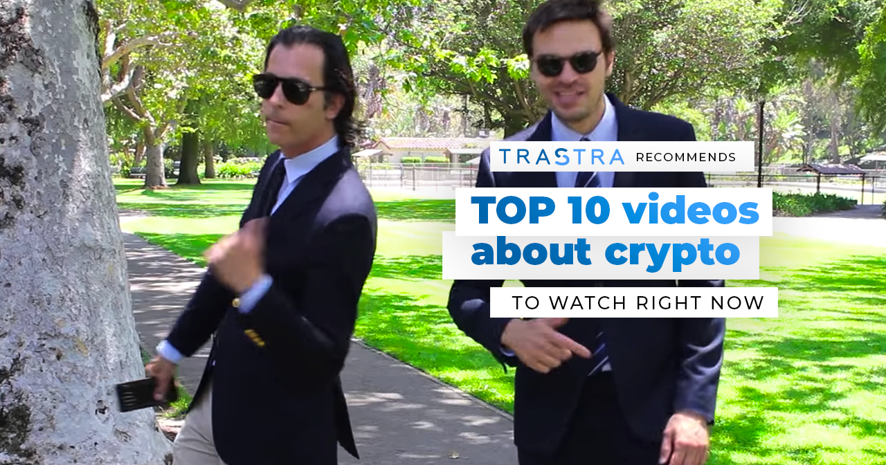 top 10, videos, crypto, cryptocurrency, bitcoin, trastra, trastra card, music videos