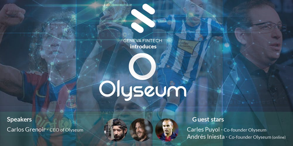 Geneve, Olyseum, conference, summit, event, bitcoin, blockchain, crypto, cryptocurrency, October, 2019