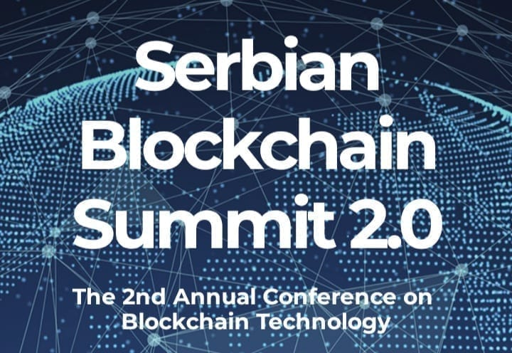 Serbian Blockchain Summit 2.0 Event December 2019 Beograd Serbia