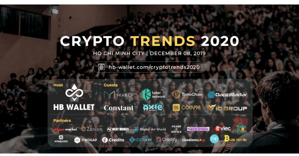 Bitcoin Crypto Trends Events December 2019 Vietnam Ho Chi Minh