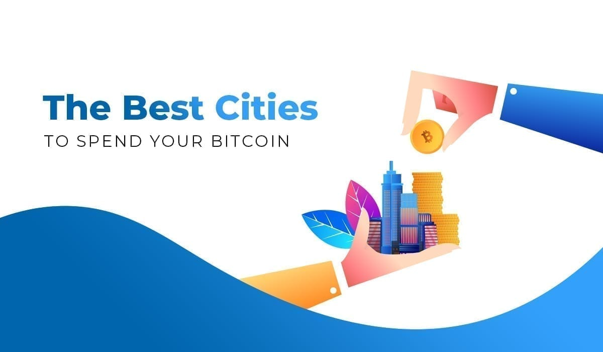 best, cities, spend, bitcoin, crypto, cryptocurrency, holidays, christmas, trastra, trastra card, trastra wallet