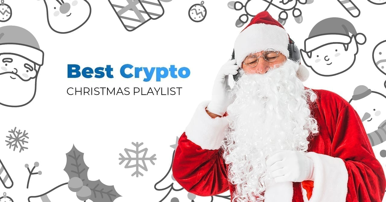 best, crypto, christmas, playlist, bitcoin, songs, trastra