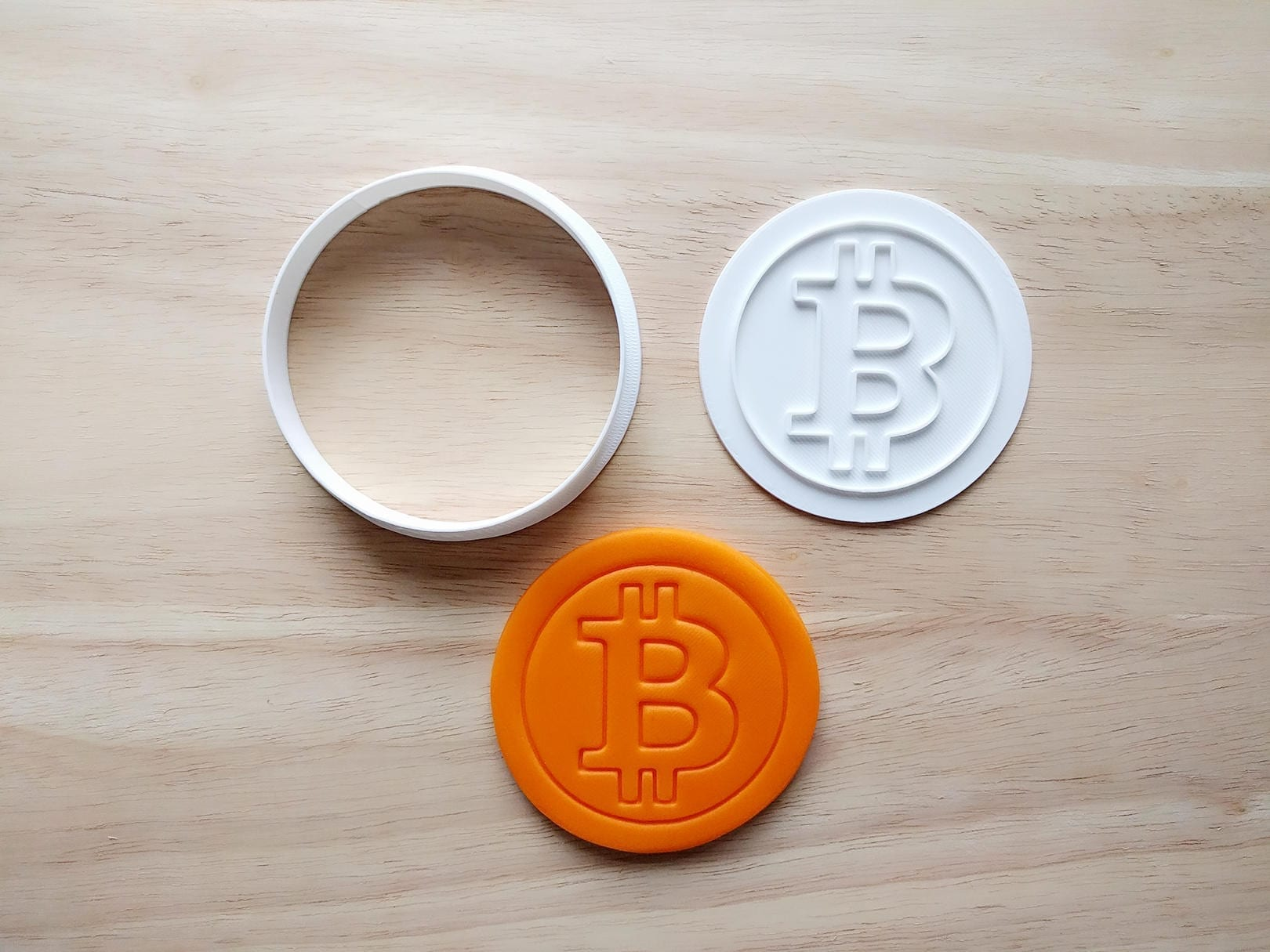 Bitcoin, Cookie, Cutters, crypto, gift