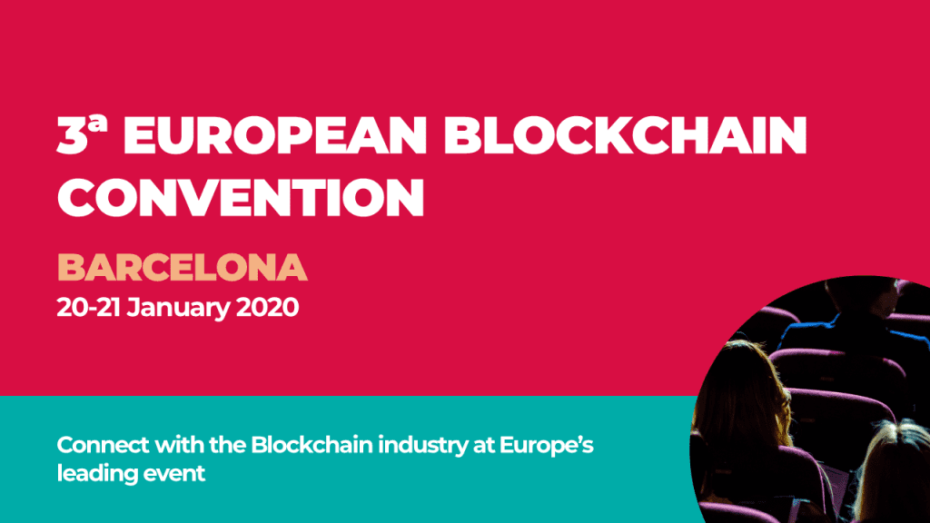 European, Blockchain, Convention, Barcelona, Spain, crypto, event, january, 2020