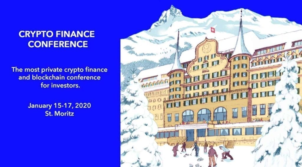 Crypto, Finance, Conference, january, 2020, event, ST MORITZ, Switzerland