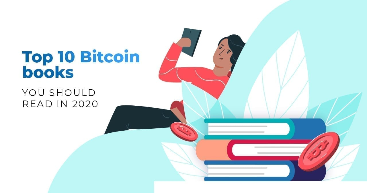 Top 10, Bitcoin, books, you should read, 2020, crypto, blockchain, trastra