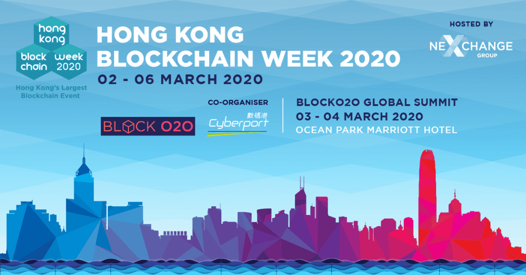 Hong Kong, Blockchain Week, blockchain technology, digital assets, crypto, conference, event, bitcoin