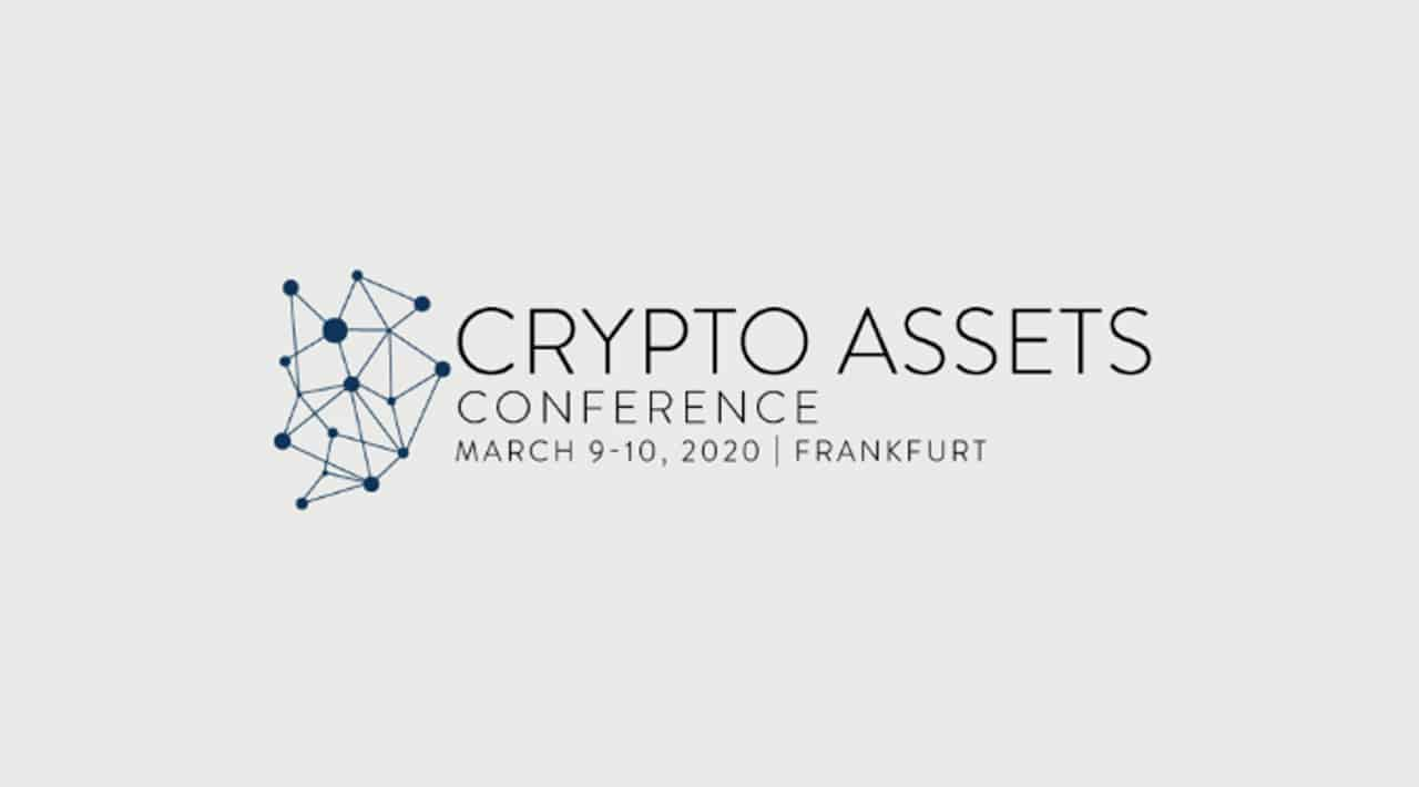 Crypto Assets Conference, march, 2020, event, conference, bitcoin, crypto, cryptocurrency, blockchain