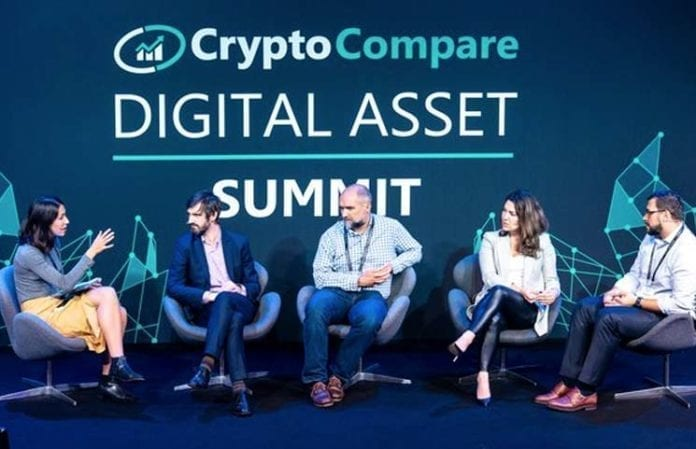 CryptoCompare Digital Asset Summit, event, crypto, blockchain, cryptocurrency, bitcoin,