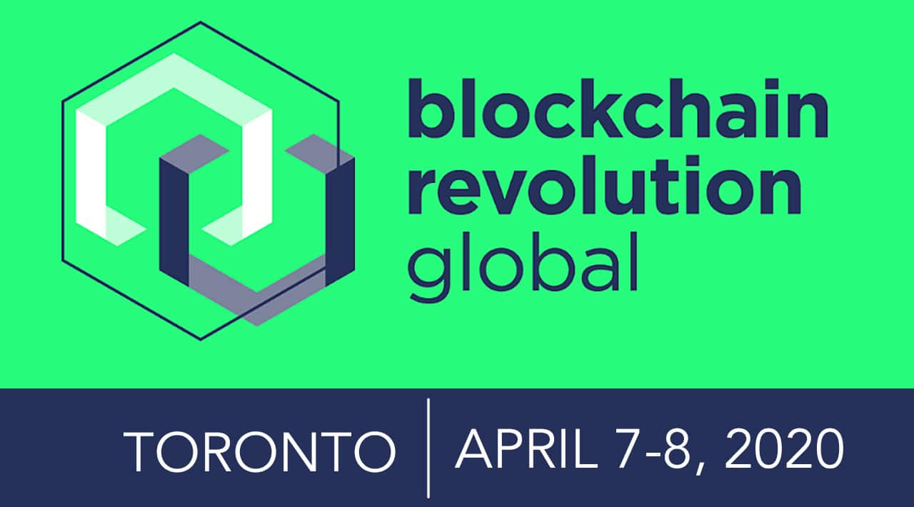 Blockchain Revolution Global, Toronto, Canada, crypto, cryptocurrency, blockchain, events, conference