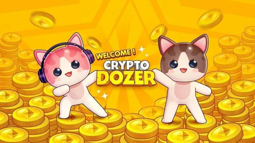 CryptoDozer, trastra, crypto games, crypto, cryptocurrency, bitcoin, ethereum, buy ethereum, best games, blockchain