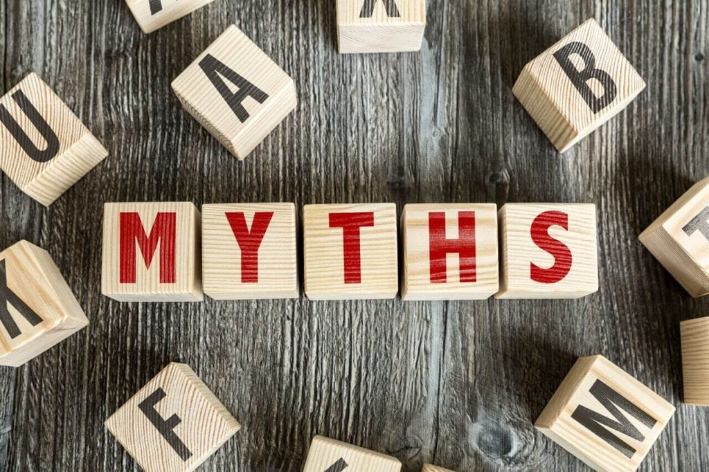 Bitcoin's Myths, bitcoin, cryptocurrency, crypto myths, cryptocurrency myths, myths debunked,
