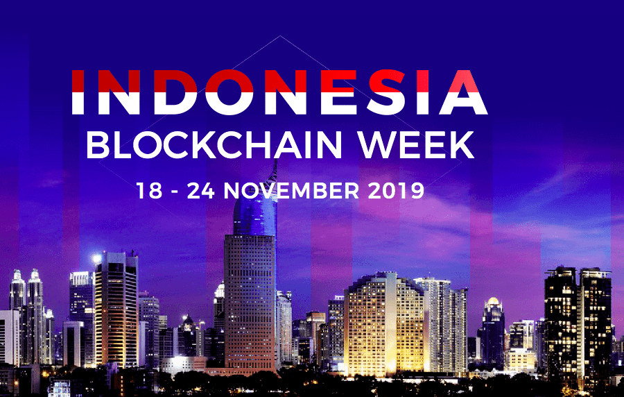 Indonesia Blockchain Week, Indonesia, conference, event, crypto, cryptocurrency, blockchain, bitcoin